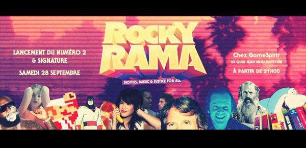 Release Party RockyRama #2