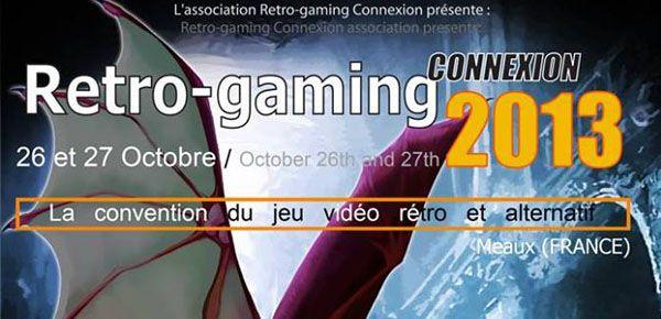 RGC 2013 - Retro Gaming Connexion