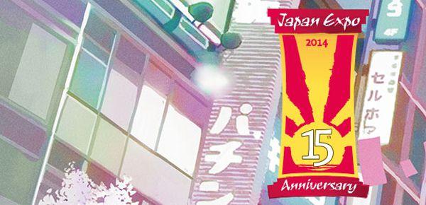 Japan Expo 2014 - 15ème impact
