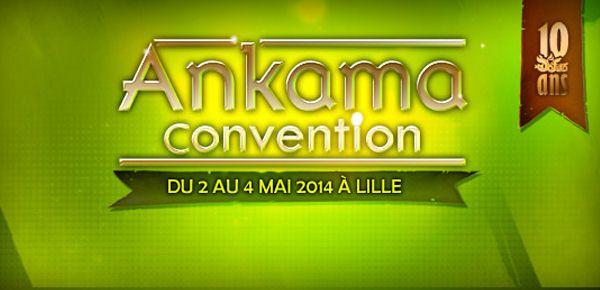 Ankama Convention - les 10 ans de Dofus