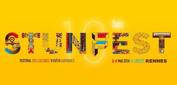 Stunfest 2014 à Rennes - festival de jeux vidéo Arcade, Rétro, Indie