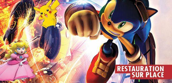 Lundi Bloggame - Spécial Sonic the Hedgehog