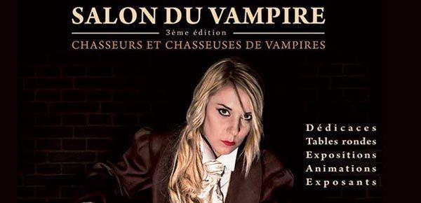 Salon du vampire 2014 - chasseurs et chasseuses de vampires