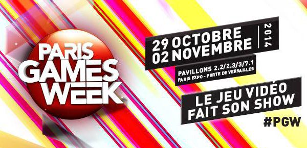 Plan du Paris Games Week Paris Games Week 2014 5ème