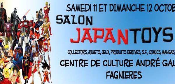 Salon Japantoys 2014 - 3éme édition