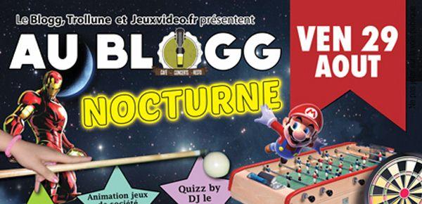 Nocturne Bloggame
