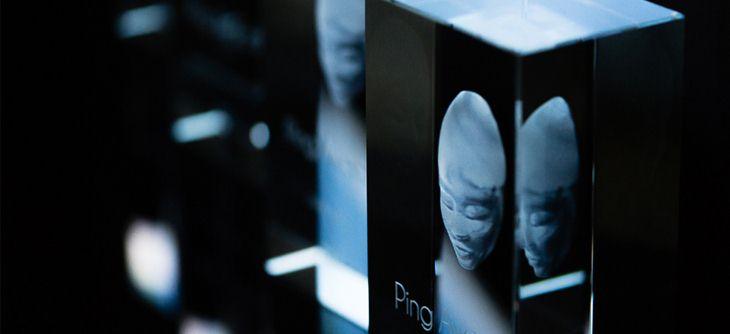 Cérémonie de remise des Ping Awards à la Cité des sciences et de l'industrie