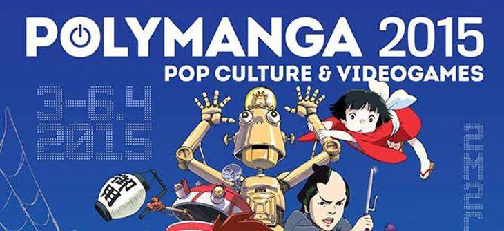 Polymanga 2015 - convention jeu vidéo et manga