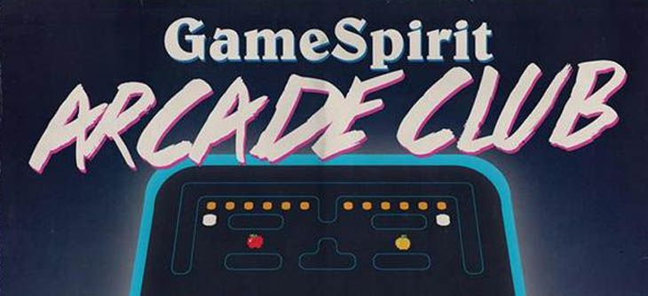 GameSpirit Arcade Club 1ère édition
