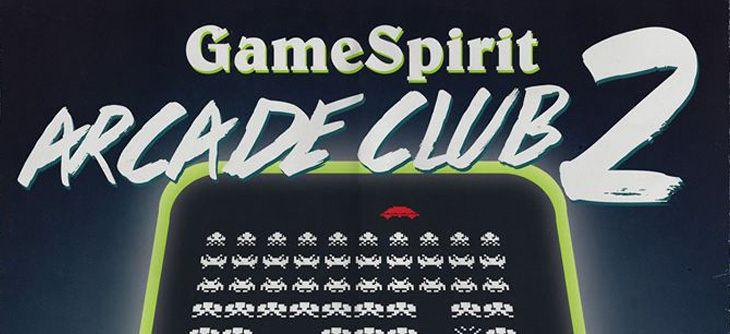 GameSpirit Arcade Club 2015 - 2ème édition