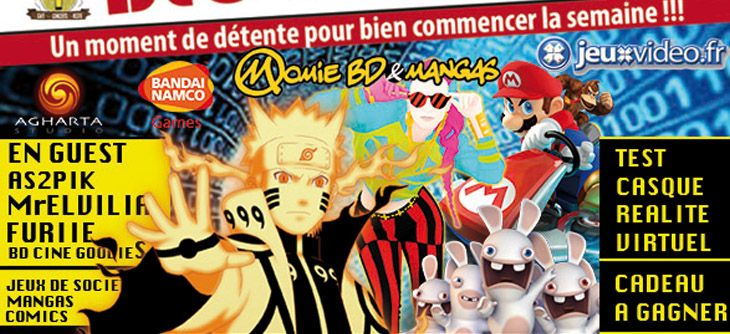 Lundi Bloggame - jeux Bandaï, Momie Manga, Quizz Musicak