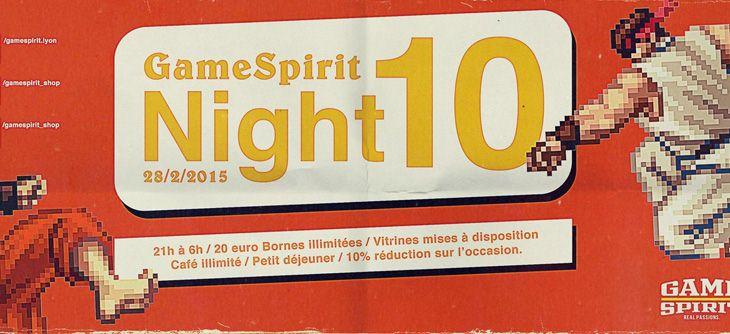 Night GameSpirit #10
