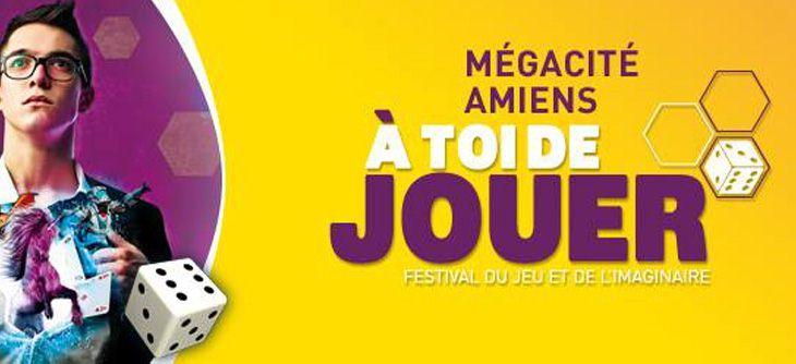 A Toi de Jouer - 4e Festival du jeu et de l'imaginaire