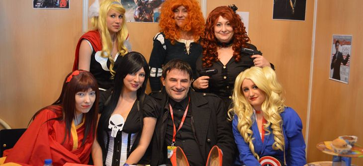 Toulouse cosplay - Atelier #01