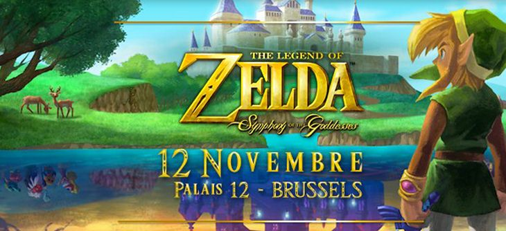 Concert The Legend of Zelda - The Legend Of Zelda - Symphony of the Goddesses