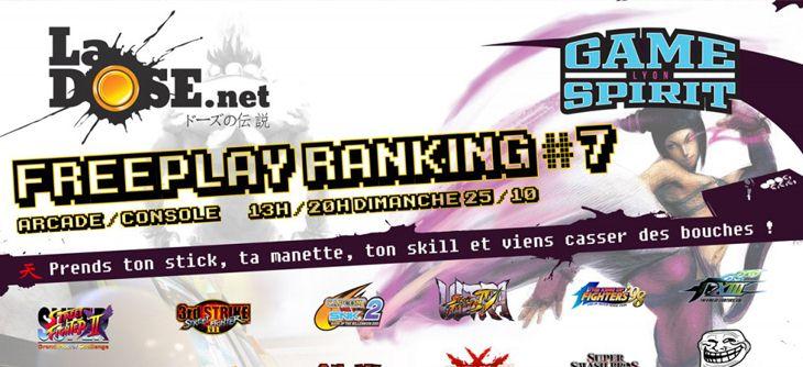 Freeplay Ranking 2015 de LaDOSE.net #7