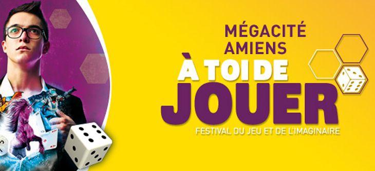 A Toi de Jouer 2016 - 5e Festival du jeu et de l'imaginaire