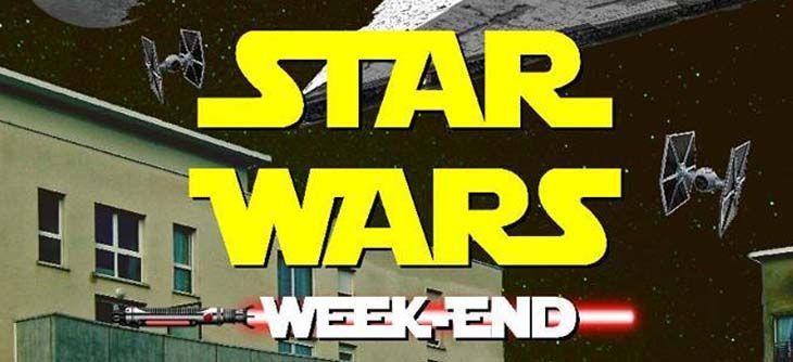 Star Wars Week-end