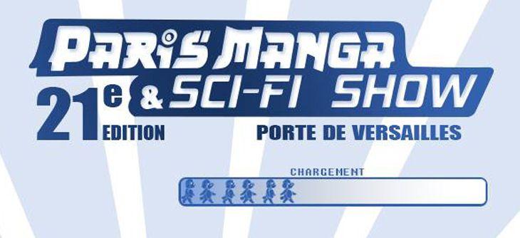Paris Manga et Sci-Fi Show 2016 - 21ème édition