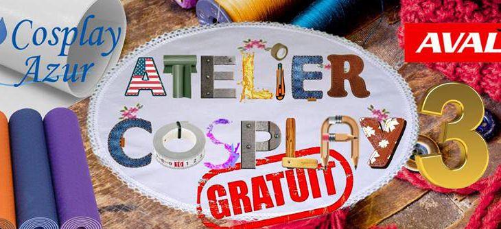 Atelier Cosplay - La revanche du fil