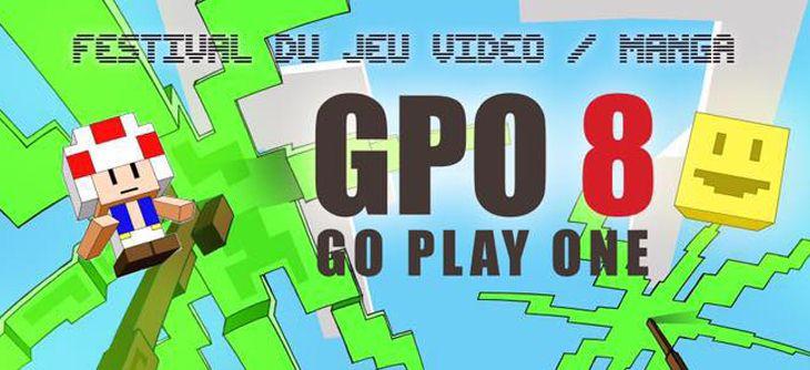 Go Play One 2016 - 8ème édition du festival des jeux vidéos et mangas