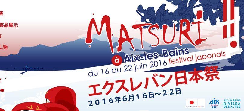 matsuri aix les bains aix les bains du jeudi 16 juin. Black Bedroom Furniture Sets. Home Design Ideas