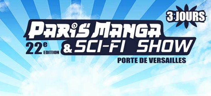 Paris Manga et Sci-Fi Show 2016 - 22ème édition