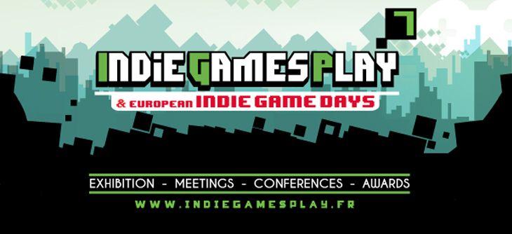 Indie Games Play - 7ème édition