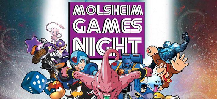 Molsheim Games Night 4 ème édition