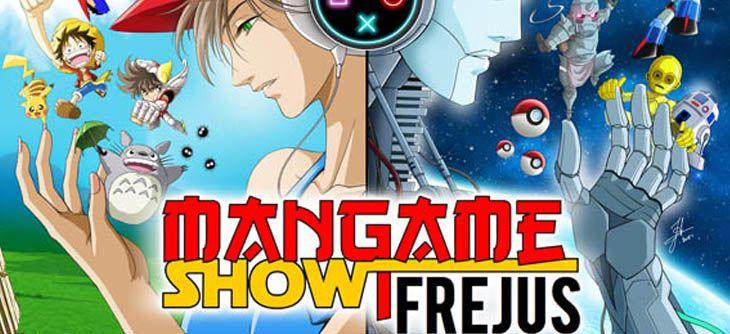 Mangame Show Fréjus 2018