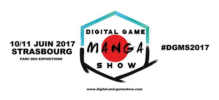 Digital game manga show 2017 salon des cultures de l for Salon du digital