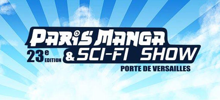 Paris Manga et Sci-Fi Show 2017 - 23ème édition