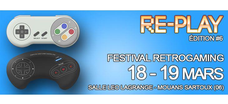 Re-Play 2017 - Bornes d'arcade Flippers et Retrogaming