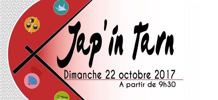 Jap'in Tarn 2017 - 6ème salon de la culture japonaise moderne et traditionnelle