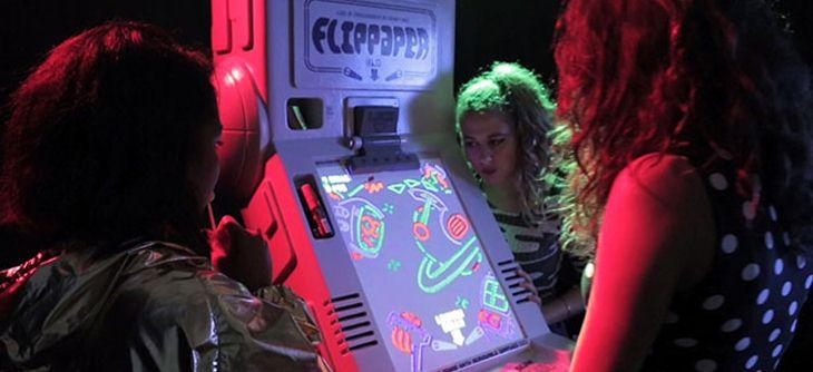 Exposition Oujevipo - jeux vidéo et jeux d'écriture graphique