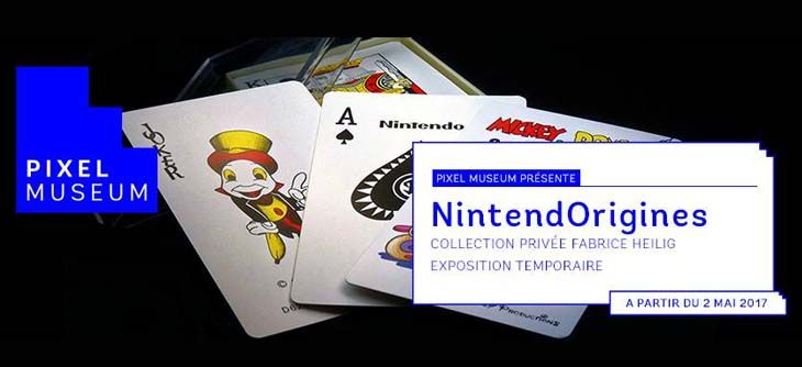 Exposition : NintendOrigines