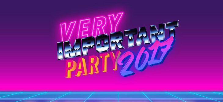 Very Important Party 2017 - demoparty