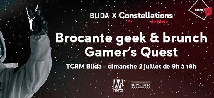 Gamer's Quest - bourse jeux vidéo et culture geek de Metz