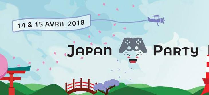 Japan Party 2018 - 8ème édition