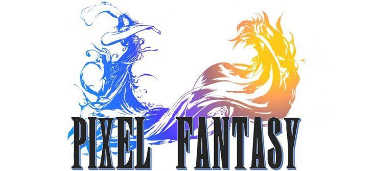 Pixel Fantasy : Exposition consacrée à Final Fantasy au Pixel Museum