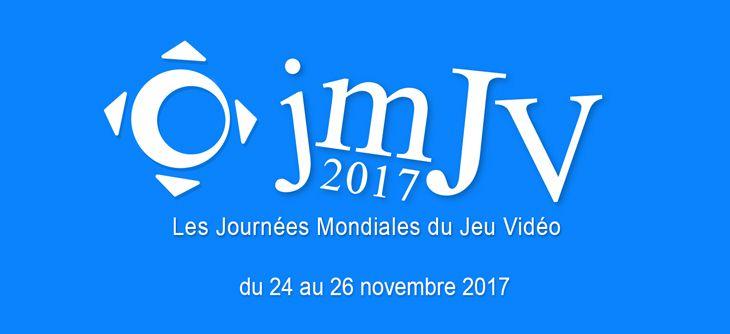 JMJV 2017 - Journées Mondiales du Jeu Vidéo