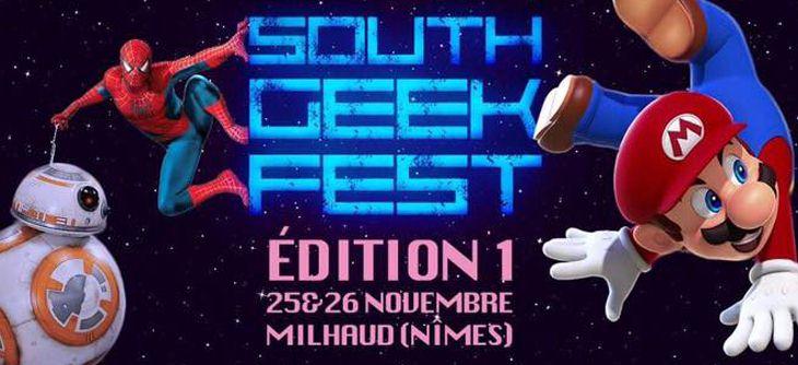 South Geek festival 2017 - Salon Geek et Science-fiction