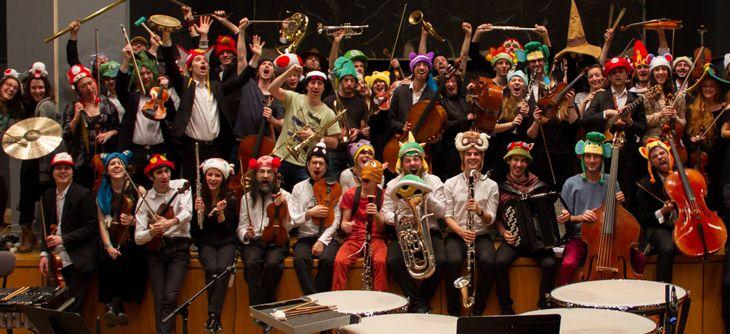 Pixelophonia - concert jeux vidéo à l'Opéra Bastille pour Le Monde Festival