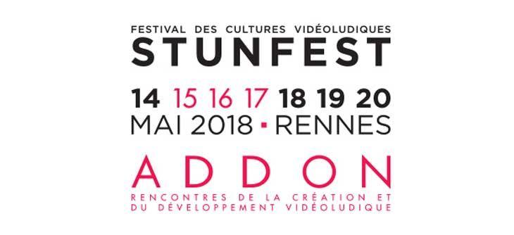 Stunfest 2018 - 14ème édition du Festival des cultures vidéoludiques