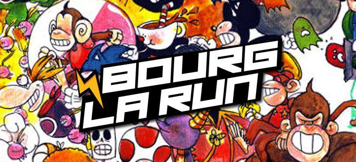 Bourg la Run 2017 - Marathon caritatif jeux-vidéo pour le Téléthon