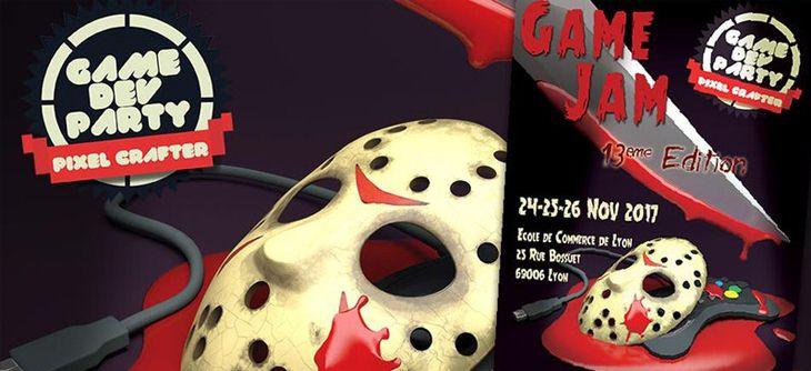 Game Jam Game Dev Party - 13ème édition