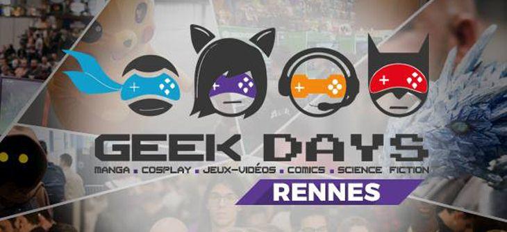 GEEK DAYS Rennes 2018