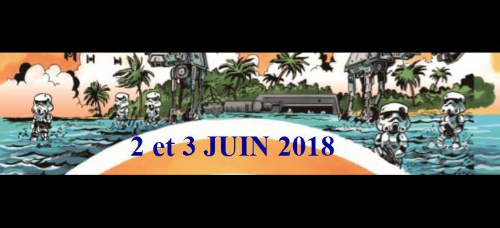 Le Sanctuaire de la Culture Geek 2018