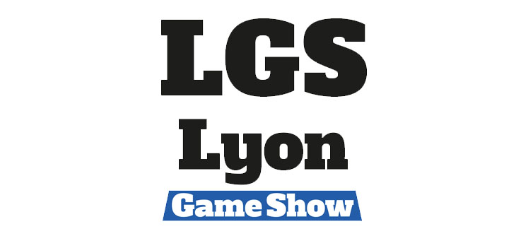 LGS 2018 - Lyon Game Show et Comic Gone
