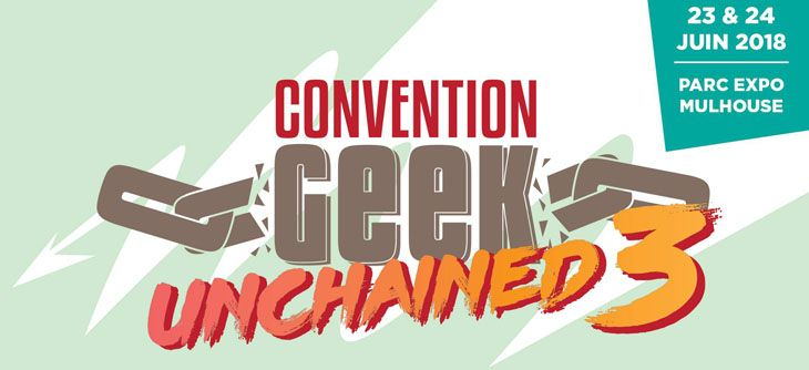 Convention Geek Unchained 2018